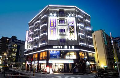 ホテル MIU