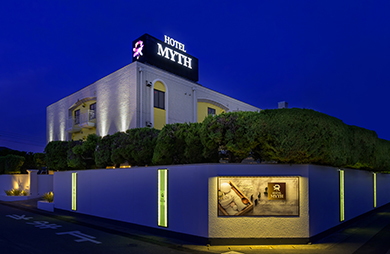 HOTEL MYTH VA(ホテル マイス ブイエー)