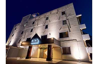 ホテル COCO龍ケ崎
