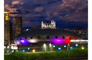 ホテル UFO (ユーフォー)|千葉県 千葉市花見川区|ハッピーホテル