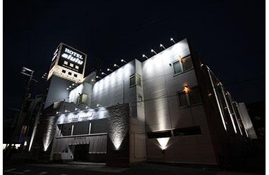 HOTEL alulu 岡山南