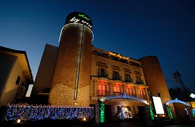 HOTEL KEY WEST(キーウエスト):ラブホテル・ラブホ
