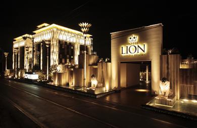 ホテル リオン