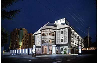ベルファスホテル