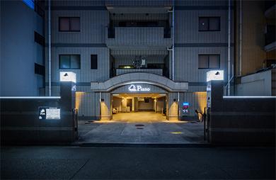 ホテル ピアノ