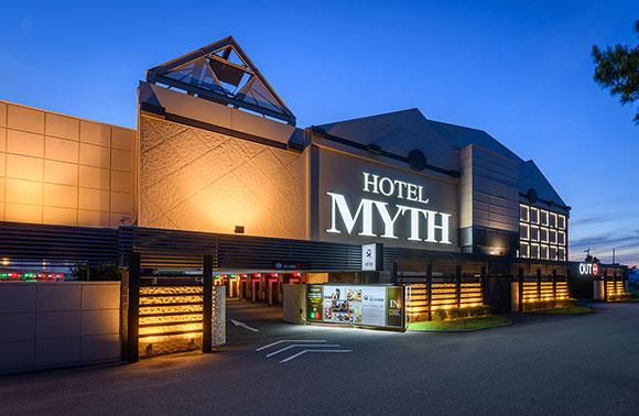HOTEL MYTH 888(ホテル マイス スリーエイト)