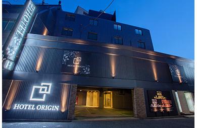 オリジン 男塾ホテルグループ
