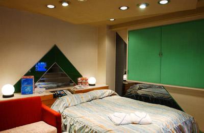310号室-露天風呂がある部屋