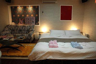 209号室-全室均一料金