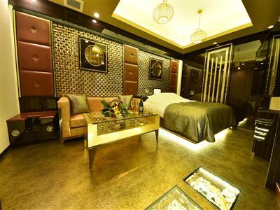 207黄金の茶室