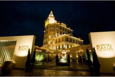 HOTEL RANA/HOTEL ASIA