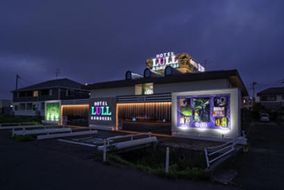 HOTEL LULL KOMOREBI