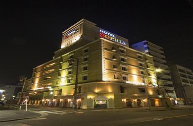 ホテル セッティングザシーン瓦町