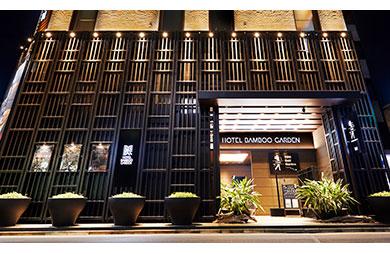 HOTEL BAMBOO GARDEN 錦糸町