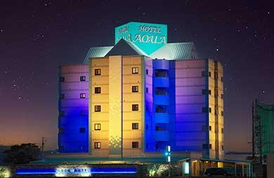 ホテル アクア